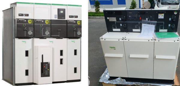 RMU Medium voltage cabinets