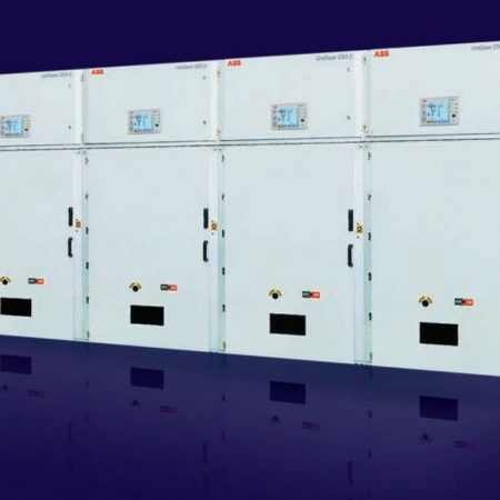 Medium voltage cabinets Unigear ZS3.2 ABB Brochure