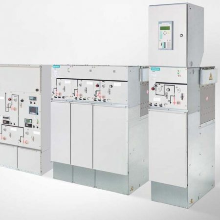 Medium voltage cabinets RMU Siemens